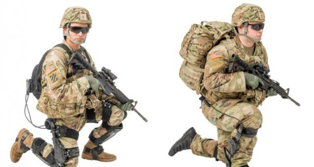 Soldier Center partners with industry experts to advance exoskeleton technologies | Article