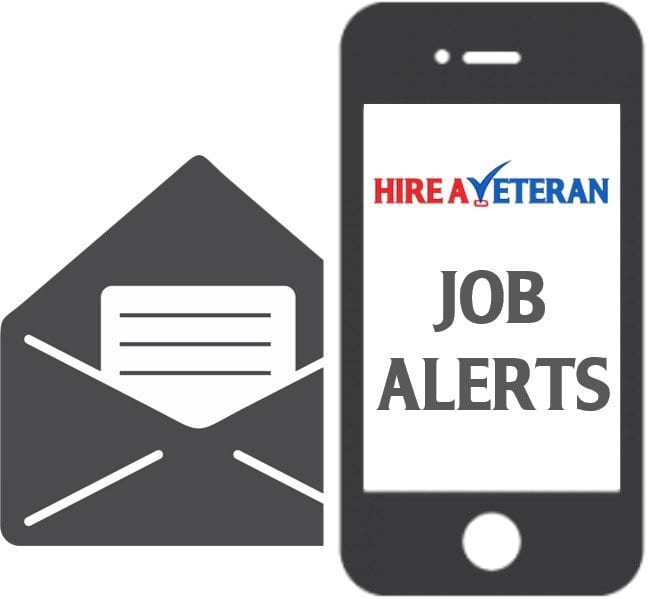 Hire Veterans Job Alerts